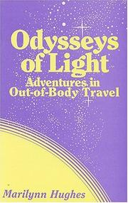 Cover of: Odysseys of light | Marilynn Hughes