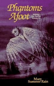 Cover of: Phantoms Afoot