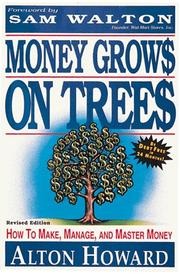 Cover of: Money  Grows on Trees
