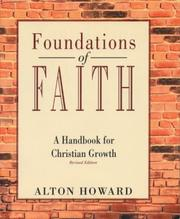 Cover of: Foundations of Faith