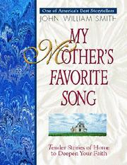 Cover of: My mother's favorite song