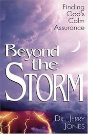 Cover of: Beyond the storm | Jones, Jerry