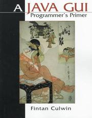 Cover of: Java GUI Programmers