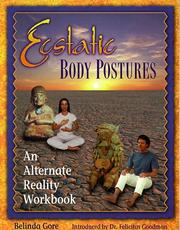 Cover of: Ecstatic body postures
