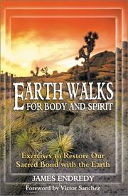 Cover of: Earthwalks for Body and Spirit