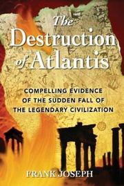 The Destruction of Atlantis by Frank Joseph