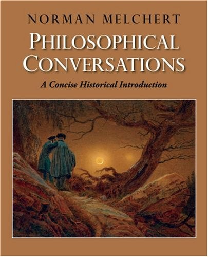 Philosophical conversations by Norman Melchert