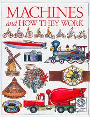 Cover of: Machines and how they work
