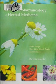 Cover of: The psychopharmacology of herbal medications | Marcello Spinella
