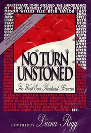 Cover of: No turn unstoned |
