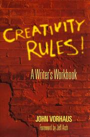 Cover of: Creativity rules!