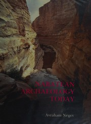 Cover of: Nabatean Archaeology Today (Hagop Kevorkian Series on Near Eastern Art and Civilization)