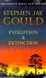 Cover of: Evolution & Extinction