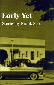 Cover of: Early Yet | John Charles McNeill