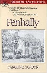 Cover of: Penhally