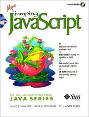 Cover of: More jumping JavaScript
