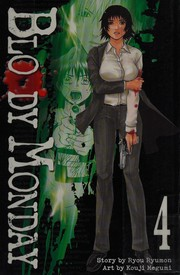 Cover of: Bloody Monday | Ryō Ryumon