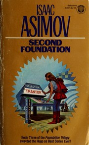 Cover of: Second Foundation
