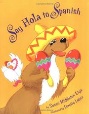 Cover of: Say Hola to Spanish (Say Hola To Spanish)