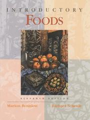 Introductory Foods (11th Edition)