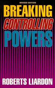 Cover of: Breaking Controlling Powers