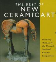 Cover of: The best of new ceramic art |