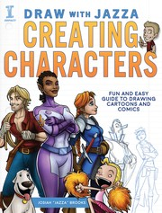 Cover of: Creating characters | Josiah Brooks