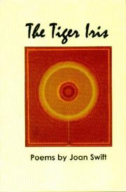 Cover of: The Tiger Iris: Poems