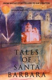 Cover of: Tales of Santa Barbara | Steven Gilbar