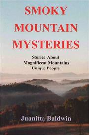 Cover of: Smoky Mountain Mysteries
