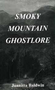 Cover of: Smoky Mountain Ghostlore