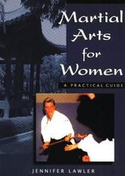 Cover of: Martial arts for women | Jennifer Lawler
