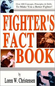 Cover of: Fighter's Fact Book