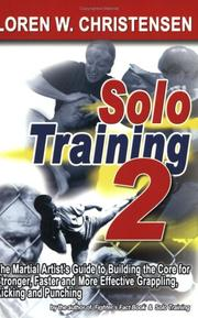 Cover of: Solo Training 2