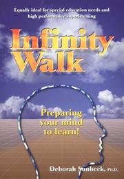 Cover of: Infinity walk | Deborah Sunbeck