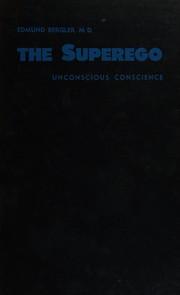 The superego, unconscious conscience