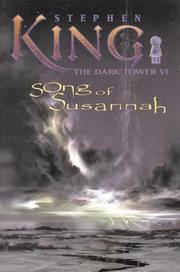 Cover of: Song of Susannah (The Dark Tower, Book 6)