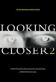 Cover of: Looking closer |