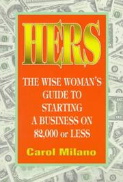 Cover of: Hers | Carol Milano
