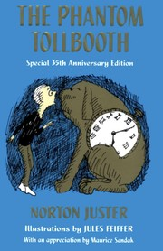 Cover of: The Phantom Tollbooth by Norton Juster