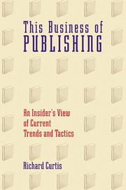 Cover of: This business of publishing