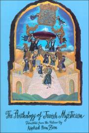 Cover of: The Anthology of Jewish Mysticism |