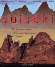 Cover of: Suiseki | Felix G. Rivera