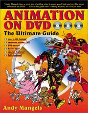 Cover of: Animation on DVD: The Ultimate Guide