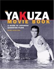Cover of: The Yakuza Movie Book