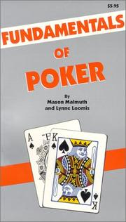 Fundamentals of Poker (Fundamentals)