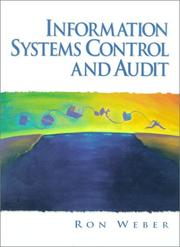 Cover of: Information systems control and audit