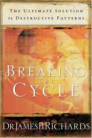 Cover of: Breaking the cycle