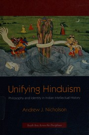 Cover of: Unifying Hinduism | Andrew J. Nicholson