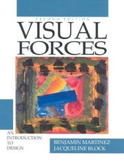 Cover of: Visual Forces | Benjamin Martinez